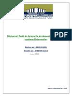 Mini Projet Audit Kamel
