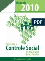 Exercendo o Controle Social Do PBF