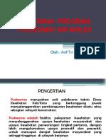 Materi Program Puskesmas
