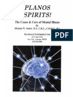 Planos Spirits_ the Cause & Cur - Michael W. Smith, M.S., C.R.C.,