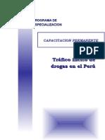 Tráfico Ilícito de Drogas en El Perú