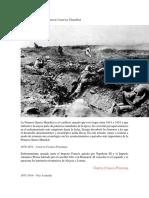 Cronología de la Primera Guerra Mundial.docx
