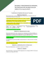 Viii Convención Colectiva Unica y Unitaria 2015-2017 Mppe