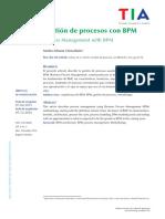 BPM Bussiness Process Managament