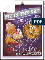 Shea K Serie Jaz y Georgia 3 Pie in the Sky