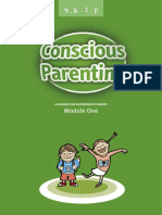 Training Module Conscious Parenting