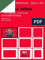 21 - América Latina parte 1_ Antiguas Culturas Precolombinas - Laurette Séfourné.pdf