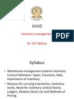 Inventory Magmnt
