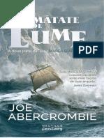 [Marea sfaramata] 02 Jumatate de lume  Joe Abercrombie