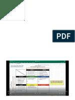 Matriz Foda de Proyecto Mejoramiento de La via Expresa