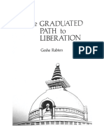 Geshe Rabten - Graduated Path to Liberation