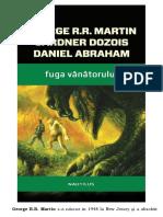 Fuga vanatorului George R.R. Martin
