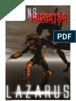 Unisystem - Aliens vs Predator - Lazarus