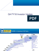Investor Update Q4FY18
