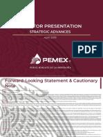 Investor Presentation April 2019