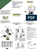 10502 Manual Abonadora Sembradora 12 k.