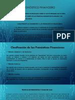 pronóstico financiero