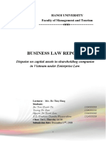 Business Law Report