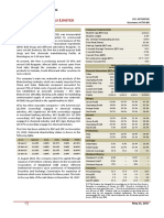 Equity Note - Active Fine Chemicals Ltd.
