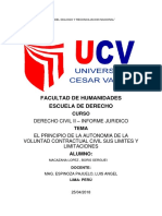 PRINCIPIO DE AUTONOMIA DE LA VOLUNTAD CONTRACTUAL CIVIL......Boris Macazana López.docx