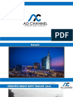 Adchannel Updated Presentation 11th May, 2018