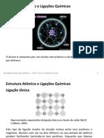 Estrutura Atômica Ligação Química e Estrutura Cristalina - Parte II