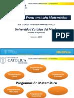 Unidad I - Modelos PM - 2019.pdf