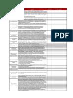 Lista de verificación NTC 6072