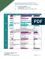 PLAN TRABAJO 2019.04.11-12 Asier Polo. FeMÀS. Sevilla