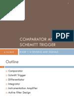 COMPARATOR+AND+SCHEMITT+TRIGGER