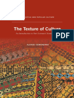 (Semiotics and Popular Culture) Aleksei Semenenko (auth.) - The Texture of Culture_ An Introduction to Yuri Lotman's Semiotic Theory-Palgrave Macmillan US (2012).pdf