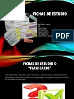 Fichas de Estudio Exposicion