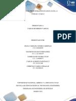 DIPLOMADO DE PROFUNDIZACIÓN EN LINUX 201494_12 UNIDAD 3