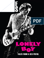 Lonely Boy - Tales from a Sex Pistol (2017)
