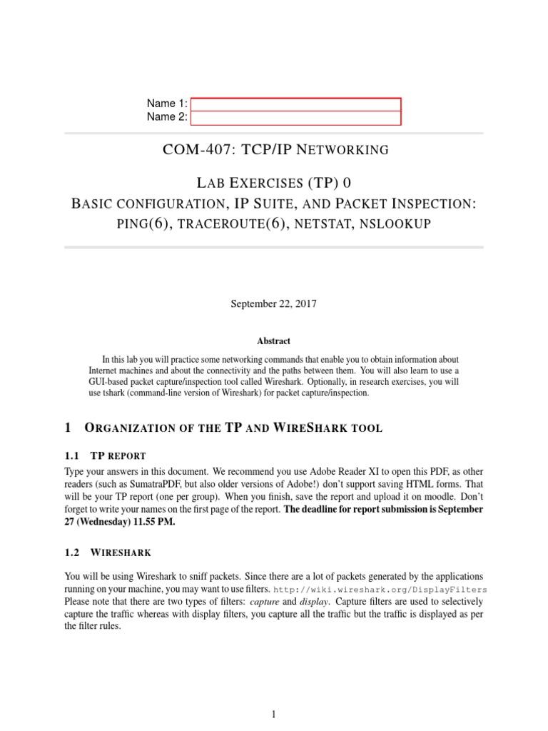 6-TP0_2 | I Pv6 | Ip Address