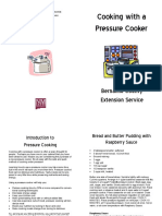 Pressure Cooking Booklet