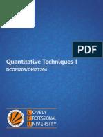DCOM203_DMGT204_QUANTITATIVE_TECHNIQUES_I.pdf