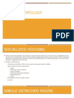 Research - House Types