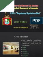 ARTES VISUALES - WRW - 2019.ppt
