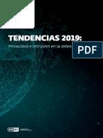 Tendencias Ciberseguridad 2019 ESET