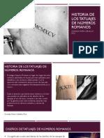 Zoraida María Ceballos Ríos_Historia de los tatuajes de números romanos .pptx