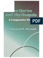English the Quran and the Gospels a Comparative Study