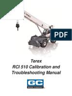 RCI510 Service & Calibration