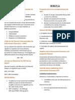 Informacion Financiera(Semana 1,2,3)