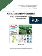 Planiranje i uredjivanje predela - 1,2 - Metodologija.pdf