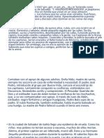 Capitandes Arena Resumeb