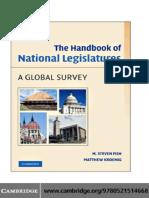 Fish, Kroeing-Handbook of Natural Legislatures.pdf