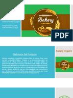 Diapositiva Bakery Organic Trabajo Final