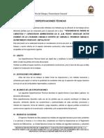 01 Especificaciones Tecnicas-Puente Vehicular