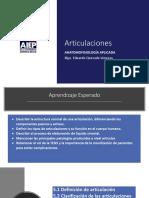Articulaciones by Eduardo Quezada